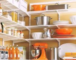 comment faire une cuisine rangement cuisine storage closets organizations and storage