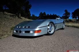 1988 corvette for sale for sale original 254 mph callaway sledgehammer gtspirit
