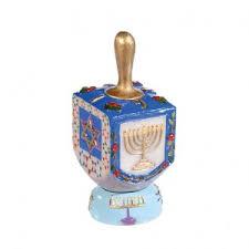 glass dreidel hanukkah dreidels hanukkah gifts