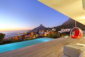 the falcon holiday villa in camps bay