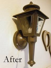 Porch Sconce Pregnant With Power Tools Etched Porch Sconce Nightlight