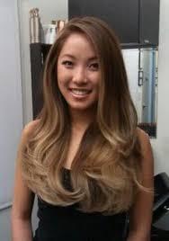 hair highlight for asian mer enn 25 bra ideer om asian hair på pinterest