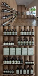 Second Hand Stores Downtown Los Angeles Cardboard Tubes Have Been Used Throughout This Aesop Store In