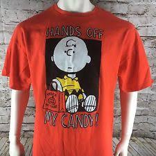 peanuts halloween t shirts for men ebay