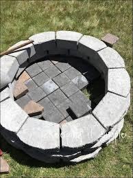 How To Make A Backyard Fire Pit Cheap - outdoor wonderful small backyard fire pit ideas stone fire pit