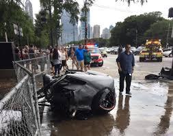 crashed lamborghini huracan lamborghini huracan разорвало на две части водитель выжил u2014 автомания