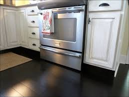kitchen black floor tiles hardwood flooring armstrong flooring