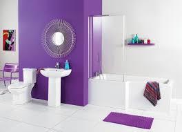 Purple Bathroom Ideas Teenage Bedroom Decorating Ideas Wall Nice Purple Teen Design