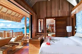 luxury hilton bora bora nui resort french polynesia luxury