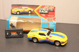 remote corvette vintage corvette racer 4 battery operated remote