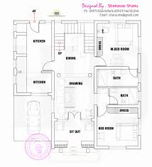 single floor home plans kerala style homes plans free awesome simple villa house designs