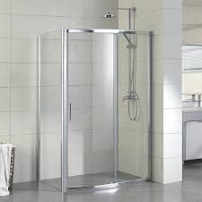 stand up shower doors larger standup shower idea with frameless