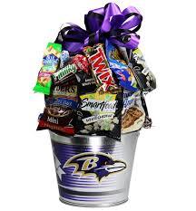 junk food gift baskets ravens junk food party sports gifts radebaugh florist