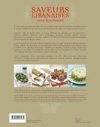 le monde de la cuisine saveurs libanaises miroir de la diversité 9782226316936 amazon