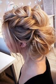 wedding hairstyles for shoulder length hair best 25 medium length updo ideas on updos for medium