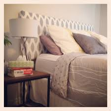 Easy Diy Bedside Table For Your Room Homestylediary Com by Diy Backboard Bed Interior Design