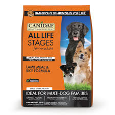 canidae all life stages lamb meal u0026 rice formula dog food petco