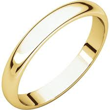 plain gold wedding bands 3 mm comfort fit plain gold wedding band moissanite rings