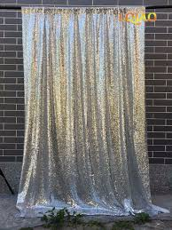 photo booth backdrops 4ftx8ft glitter silver gold sequin backdrop wedding photo booth