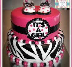 zebra baby shower photo cakes in chicago custom image
