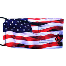 American Flag Swimming Trunks Wicked Sports Paintball Barrel Cover Sock American Flag