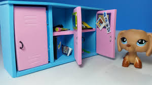 diy doll lockers for lps or mlp youtube