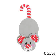 template for candy cane mouse this is the link to my you tube