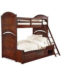 Bunk Bed Pictures Irvine Bunk Bed Furniture Macy S