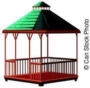 tetto padiglione legno padiglione rosso tetto legno padiglione tetto