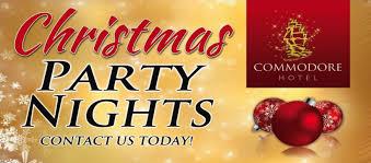 commodore hotel christmas restaurant christmas restaurants cobh