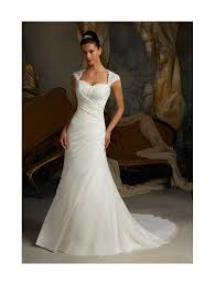 mori wedding dresses mori 5103 pleated drape wedding dress with lace detail ivory