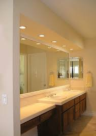 bathroom lighting remodel