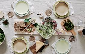 Set The Table by Make Everyday Mealtimes Special With These Table Setting Ideas