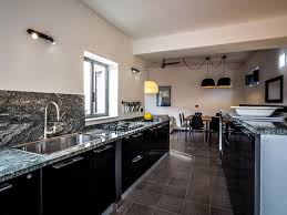 modern kitchens of syracuse 170 sqm house on 3 levels with top floor terrace ping pong room