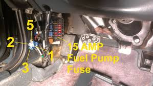 troubleshooting 1995 98 s14 fuel pump relay issues
