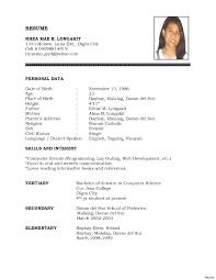 resume outlines exles description for flight attendant resume sle 12a exles