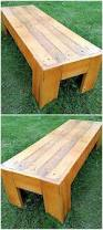 Patio Furniture Made Out Of Wooden Pallets - best 20 pallet garden benches ideas on pinterest pallet garden
