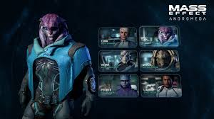 mass effect andromeda combat profiles squads official