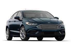 fords fusion 2018 ford fusion hybrid s sedan model highlights ford com