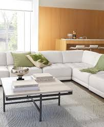 Macys Living Room Furniture Vice Versa Leather Modular Living Room Furniture Collection With