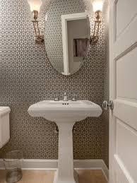 Powder Room With Pedestal Sink Best 25 Travertine Floor Powder Room With A Pedestal Sink Ideas