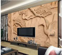 online get cheap wall mural designs aliexpress com alibaba group 3d wall murals wallpaper home decoration design of tv backdrop for woodcarving photo wall murals wallpaper