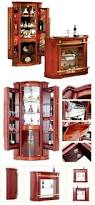 curio cabinet made in china wine dispaly furniture luxury home