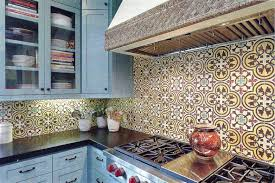 Decorative Tiles For Kitchen Backsplash by Unique Kitchen Backsplash Ideas Orchidlagoon Com