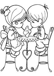 free precious moments coloring pages precious moments