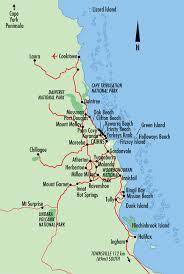 islands map cairns tropical reef islands map cairns australia