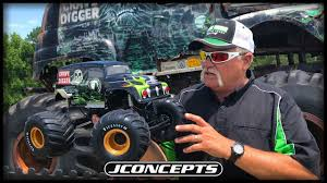 bigfoot monster truck schedule rc monster truck world finals at digger u0027s dungeon 2017 youtube