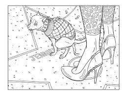 dark horse joins coloring book boom pahlaniuk avatar