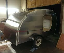 Teardrop Trailer Plans Free by Cnc Teardrop Trailer Making The Side Walls 5 Steps With Pictures