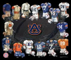 heritage uniforms and jerseys auburn university football uniform and team history heritage